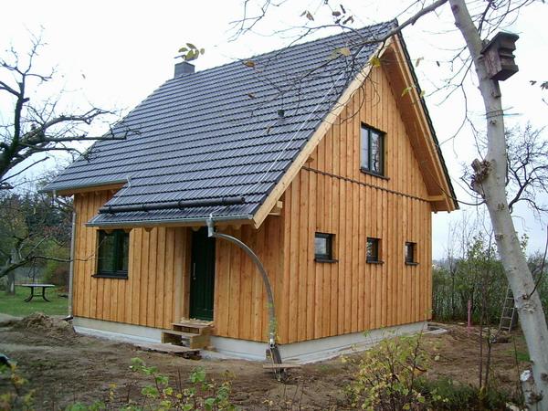 Holzhaus holzhaush user individuell - Wandaufbau holzhaus ...